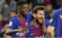 Dembele transferinde Arsenal'e Messi engeli!
