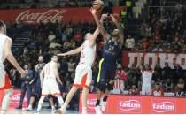 Euroleague'de Play Off'u garantileyenler ve puan durumu