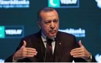 Erdoğan'dan taraftara tepki: