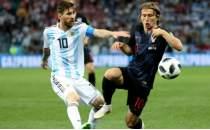 Luka Modric: ''Asla Messi ile birlikte oynamam!''