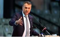 Beşiktaş başkanı Fikret Orman: 'Yine adayım'