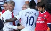 Adebayor: 'Arsenal'den nefret ediyorum'