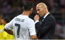Juventus'tan Ronaldo'nun ardından 2. sürpriz: Zinedine Zidane!