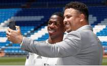 Ronaldo'dan Vinicius transferi ve Valladolid itirafları