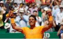Rafael Nadal, Monte Carlo'da yarı finalde!