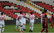 Eskişehirspor, Gaziantep karşısında hata yapmadı