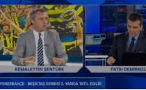 FB TV'de Şenol Güneş için olay yaratacak açıklamalar