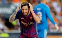 'Barcelona, Messi olmasa La Liga'da 10. olurdu'