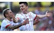 Şampiyon Bayern Münih, yine şov yaptı