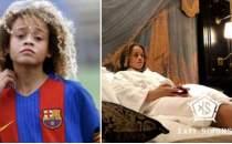 Barcelona'nın 14 yaşındaki yıldızı Xavi Simons'un ilginç hayatı