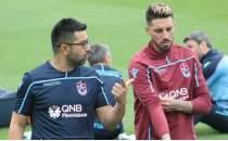 Trabzonspor'da Sosa sevinci
