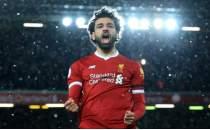 Salah, Messi'yi solladı, Ronaldo'ya rakip oldu