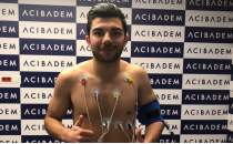 Beşiktaş yeni transferi Muhayer'i kontrolden geçirdi