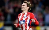 'Griezmann, Atletico Madrid'de mutlu'