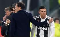 Allegri: ''Ronaldo, dünyanın en iyisi!''