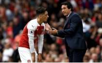 Chelsea öncesi Emery'den Mesut Özil itirafı