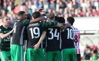 Feyenoord'dan tam 7 gollü çılgın galibiyet