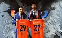 Başakşehir'de Kerim ve Costa imzayı attı!..
