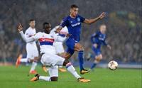 Everton, Lyon'a karşı koyamadı! Yıkım...
