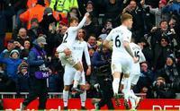 Liverpool'a Swansea şoku! 17 maç sonra...