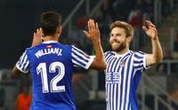 Sociedad, Vardar'ı gole boğdu! Rekor...
