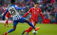 Bayern Münih'te 1023 gün sonra bir ilk oldu