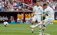 Ronaldo, tarih yazdı! Dünya Kupası rekoru!