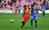 Kayseri'de tam 5 gol! Sumudica rahatladı...