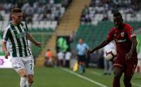 Bursa'da sessizliği bozan gol gelmedi!..