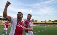 Ve Ajax'ı 88. dakikada gelen penaltı kurtardı