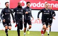 Beşiktaş'ta futbolculardan zorlu Fenerbahçe derbisi için söz!