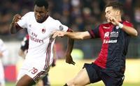 AC Milan deplasman kabusunu sonlandırdı