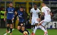 Inter 1 puanı 85'te kurtarabildi! Roma...