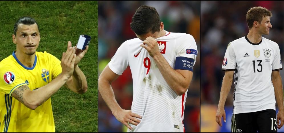 EURO2016'NIN EN KÖTÜ 11'İ SEÇİLDİ!