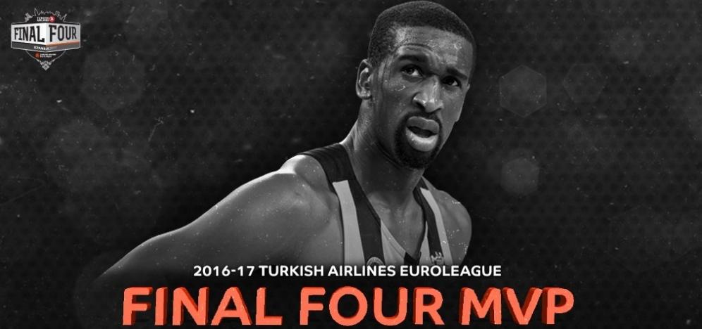 İŞTE FINAL FOUR'UN MVP'Sİ; UDOH