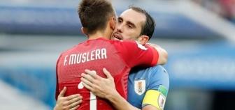 Günün maçı: Muslera, Suarez ve Cavani grup liderliği için sahada