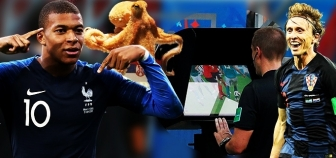 2018 Dünya Kupası ilginç anılara sahne oldu! İşte unutulamayanlar!