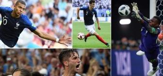 2018 Dünya Kupası'nın parlayan genç yetenekleri belli oldu! Sürpriz isim...