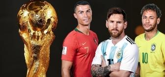 2018 Dünya Kupası'nın hayal kırıklığı olan 11'i seçildi! Listeda şok isimler..
