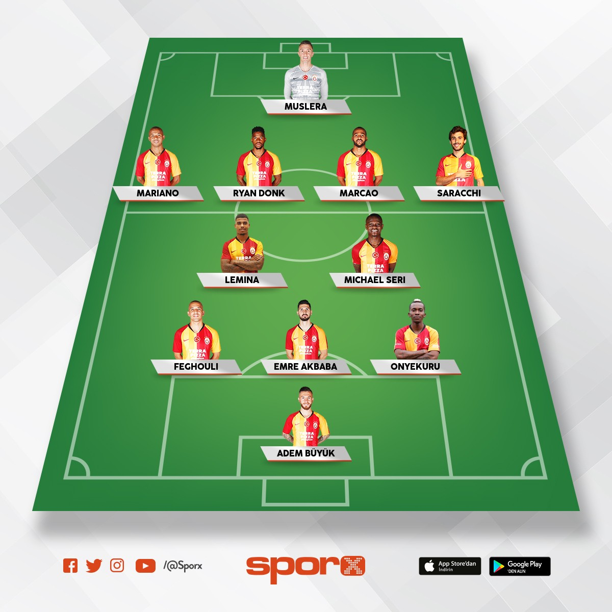 Galatasaray Vs Alanyaspor Sporx U0130lk11
