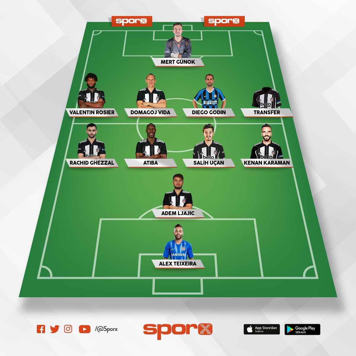 21/22 Uefa Avrupa ligi Şampiyon kadrosu